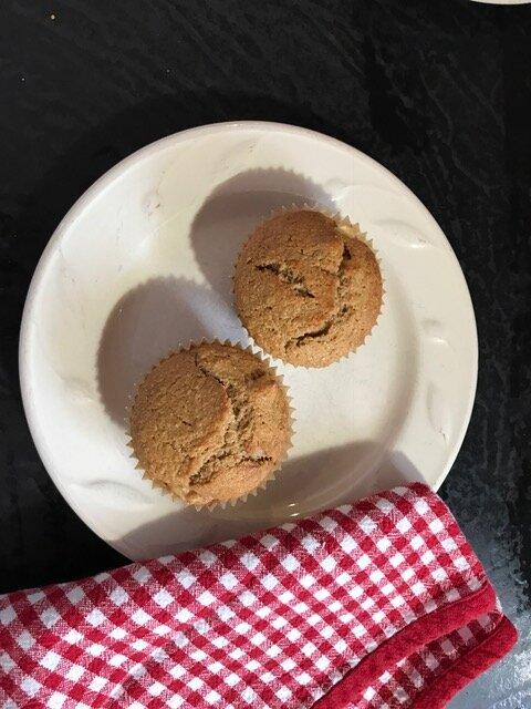 Yummy Apple Muffins